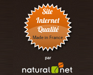 Site Internet Qualité par Natural-net